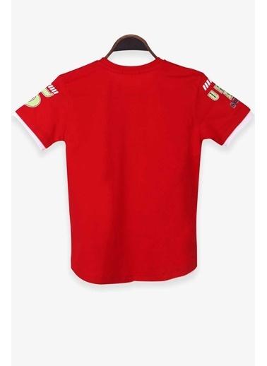 Breeze Tişört Kırmızı